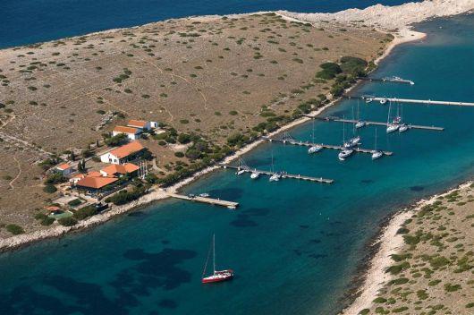 Nationalpark Kornati - Marina Piskera