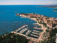 Marina Porec, Istrien, Kroatien