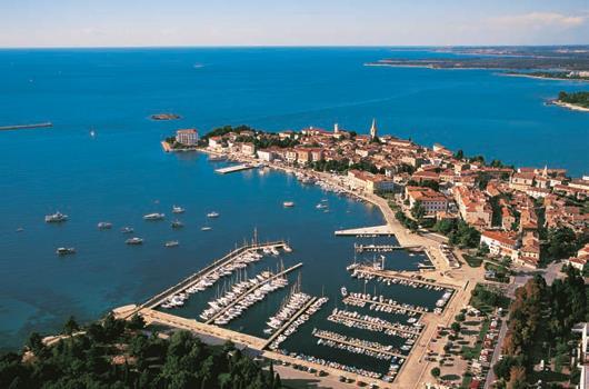 Marina Porec - Porec, Istrien, Kroatien
