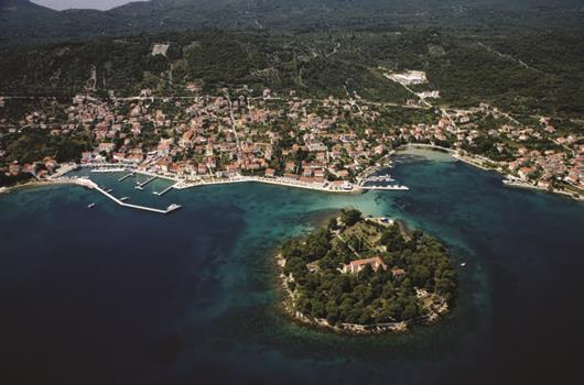 Marina Preko - Insel Ugljan, Dalmatien, Kroatien