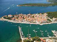 Marina Rab, Kvarner Bucht, Kroatien