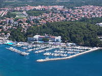 Marina Rovinj, Istrien, Kroatien