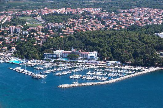 Marina Rovinj - Rovinj, Istrien, Kroatien