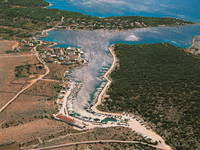 Marina Simuni - Insel Pag, Dalmatien, Kroatien