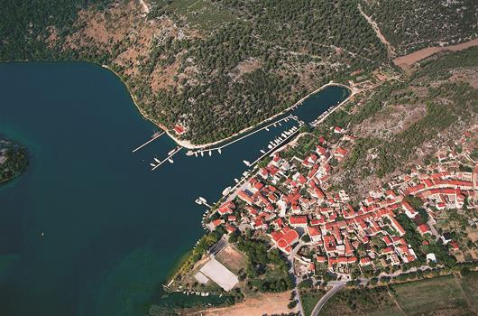 ACI Marina Skradin - Nationalpark Krka, Dalmatien, Kroatien