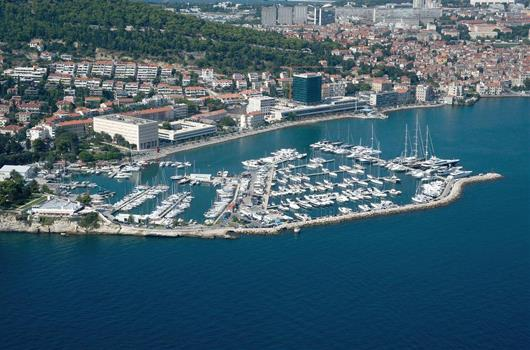 ACI Marina Split - Dalmatien, Kroatien