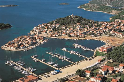 Marina Tribunj - Tribunj, Dalmatien, Kroatien