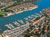 Marina Trogir, Dalmatien, Kroatien
