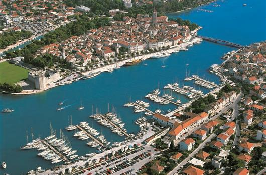 ACI Marina Trogir - Dalmatien, Kroatien