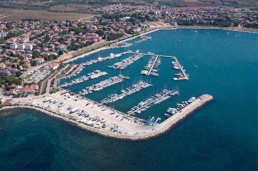 Marina Umag in Kroatien