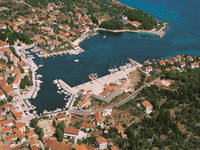 Marina Veli Iz, Insel Iz, Dalmatien, Kroatien