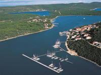 Marina Veli Rat, Insel Dugi Otok, Dalmatien, Kroatien