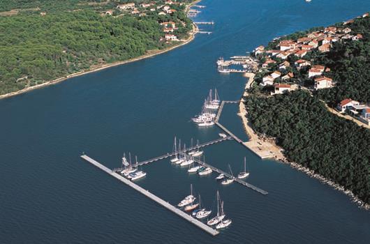 Marina Veli rat - Insel Dugi Otok, Dalmatien, Kroatien