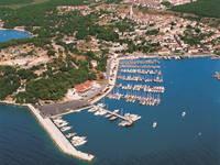 Marina Vrsar, Istrien, Kroatien