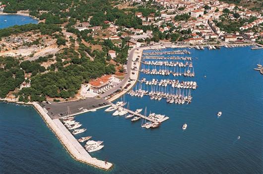 Marina Vrsar in Kroatien