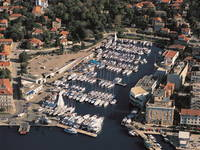 Marina Zadar, Dalmatien, Kroatien