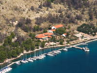 Marina Zut, Insel Zut, Kroatien