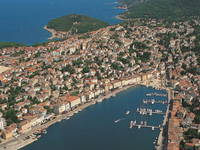 YC Marina in Mali Losinj, Kvarner Bucht,Kroatien