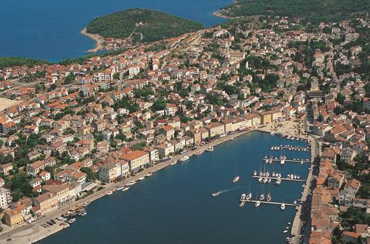 YC Marina - Mali Losinj, Kvarner Bucht, Kroatien