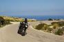 Küstenstraße Motorrad, Kroatien