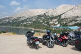 Motorradurlaub Kroatien