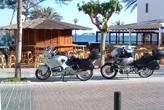Motorräder Kroatien