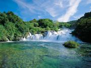 Der Nationalpark Krka