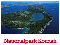 Der Nationalpark Kornati