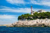 Leuchtturm Nationalpark Kornati