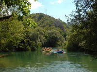 Flüsse in Kroatien
