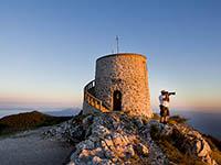 Gebirge Kroatien