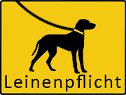 Kap Kamenjak - Leinenpflicht für Hunde