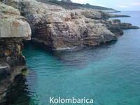 Kap Kamenjak - Bucht Kolombarica