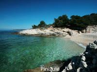 Kap Kamenjak - Bucht Pinizule