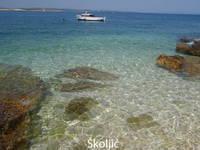 Kap Kamenjak - Bucht Skoljic