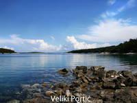 Kap Kamenjak - Bucht Portic