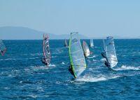 Kap Kamenjak - Windsurfing
