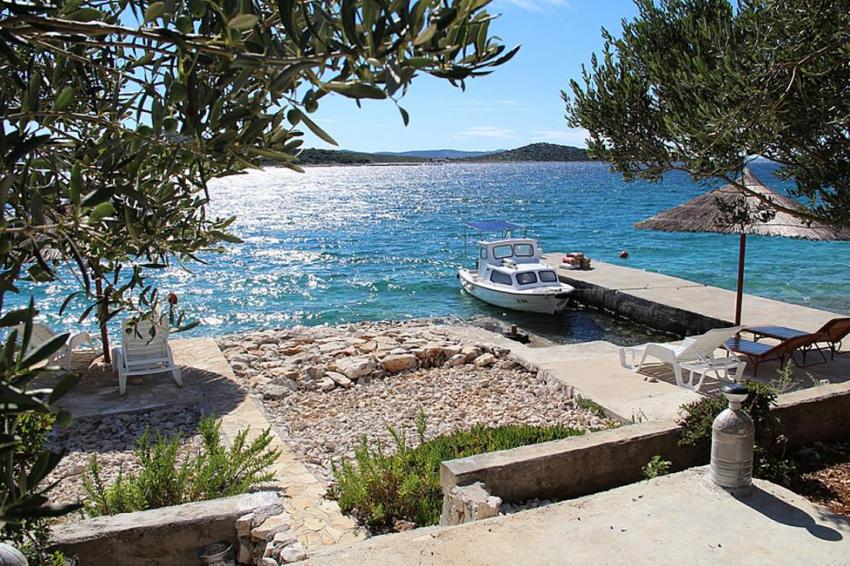 Natur Urlaub Kroatien Leben wie Robinson Crusoe