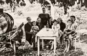 Historische Fotos - Agroturizam Sterle