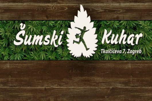 Bio Restaurant Sumski Kuhar in Zagreb