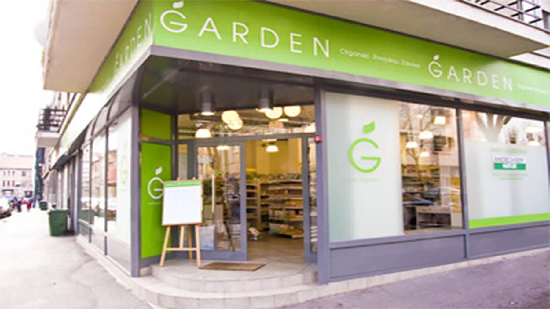 Garden.hr Bio Shop