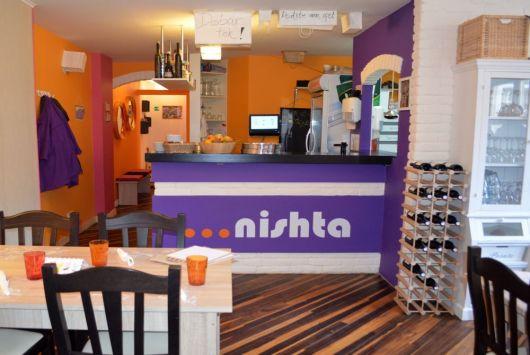 Nishta Restaurant in Zagreb und Dubrovnik - vegetarisch, vegan, gluten-frei