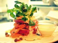 Nishta Restaurant Zagreb/Dubrovnik - Vorspeise