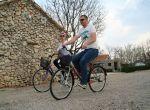 Agrotourismus Kalpic - Radfahren