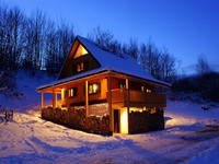 Linden Tree Retreat & Ranch - Buffalo Lodge