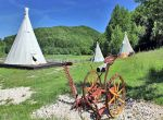 Linden Tree Retreat & Ranch - Tipis