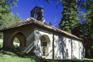 Außenansicht Kirche Maria am Fels