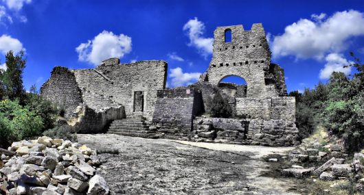 Ruinenstadt Dvigrad (Foto Lacika 60 - Panoramio)