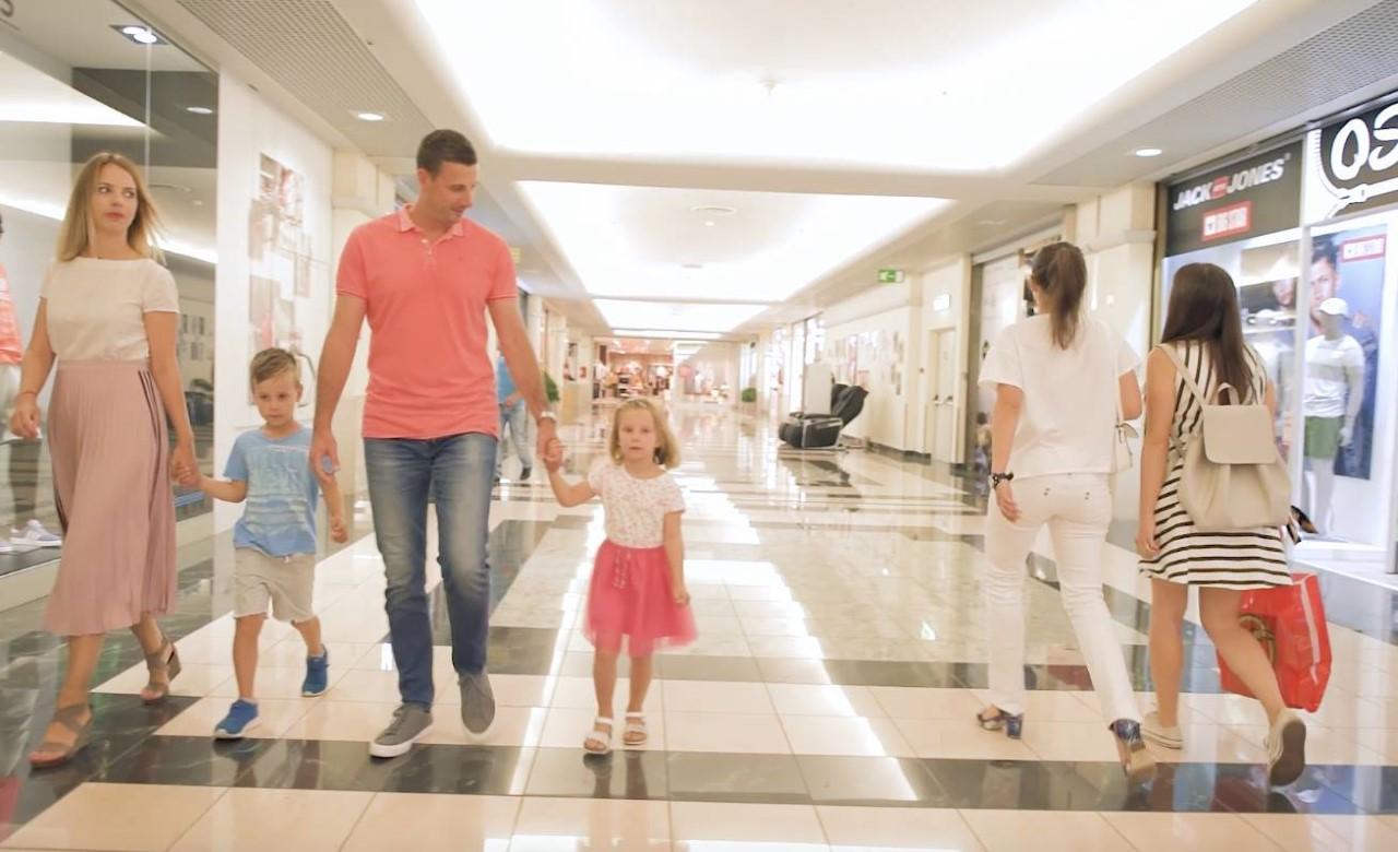purchase cheap 0839f 41743 Im Tower Center in Rijeka können Sie in über 150 Läden shoppen (Foto: Tower  Center Rijeka). Shopping in Kroatien