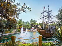 Solaris Pirate Minigolf Adventure